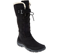 Merrell Waterproof Distressed Leather Boots - Murren Tall - A284910
