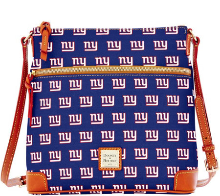 Dooney & Bourke NFL Giants Crossbody