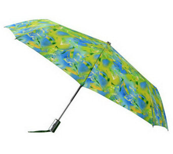 Leighton Automatic Open & Close Compact Umbrella - A316510