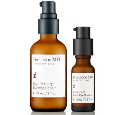 Perricone MD Evening Recharge Duo for Face & Eyes