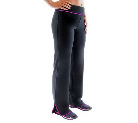 Ryka Women's Reflect Relaxed Fit Boot Cut Pants