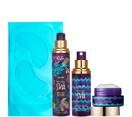 tarte Hydration Vacation Skin Care Travel Set