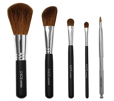 FACE atelier Travel Brush Set