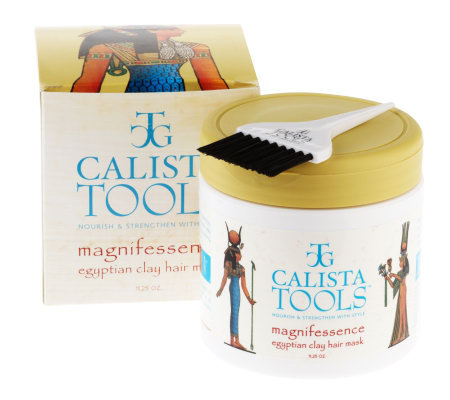 Calista Tools Magnifessence Egyptian Clay Hair Mask 11.25 oz.