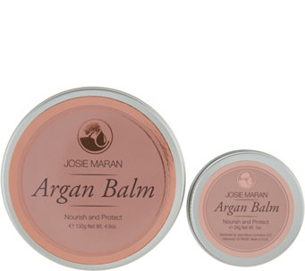Josie Maran Argan Hydrate and Repair Balm Duo - A227311
