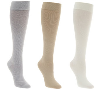 Legacy Graduated Compression Trouser Socks 3 Pairs - A258111