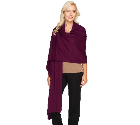 Linea by Louis Dell'Olio Whisper Knit Shawl