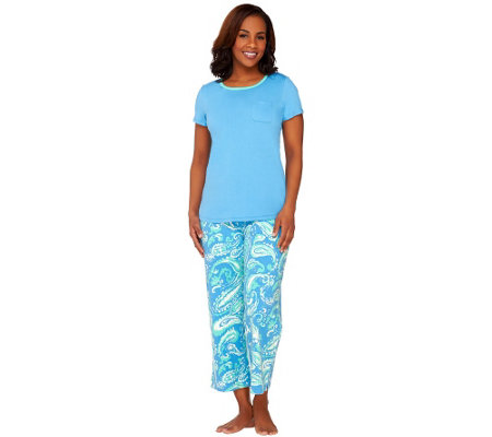 Liz Claiborne New York 2-Piece Pajama Set