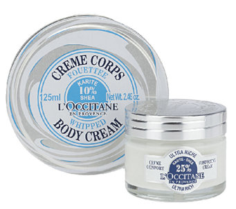 L'Occitane Shea Face & Body Collection - A267311