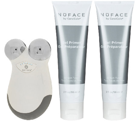 NuFACE Mini At-Home Microcurrent Facial Toning Device