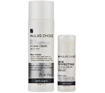 Paula's Choice Skin Perfecting 2% BHA Liquid w/ Travel Size - A271411