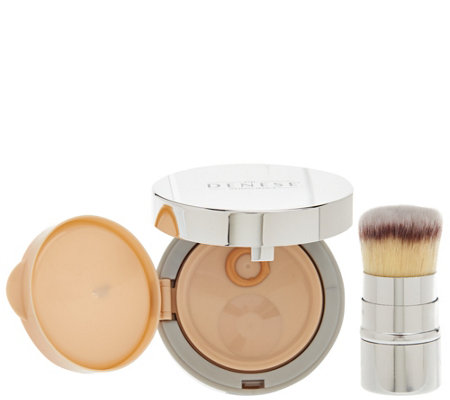 Dr. Denese MedMD Foundation Compact with SPF 35 & Brush