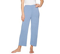 LOGO Luna by Lori Goldstein Pull-On Knit Pants - A276911