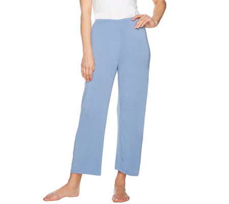 LOGO Luna by Lori Goldstein Pull-On Knit Pants