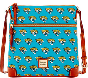 Dooney & Bourke NFL Jaguars Crossbody - A285711
