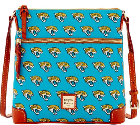 Dooney & Bourke NFL Jaguars Crossbody
