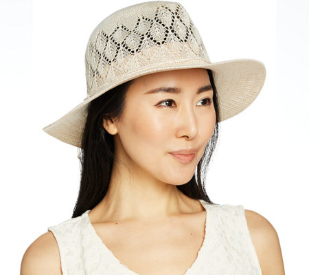 Physician Endorsed Chelly Fedora Sunhat