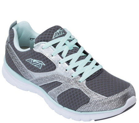 Avia Lace-up Sneakers - Avi-Cube