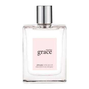 philosophy super-size amazing grace spray fragrance 4 oz.