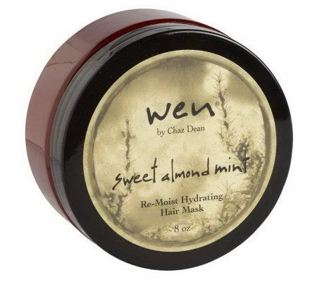 Wen By Chaz Dean Re Moist Hydrating Hair Mask 8 0 Oz