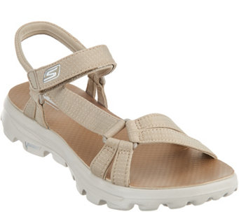 Skechers GO Walk Move Quarter Strap Sandals - Riverwalk - A277112