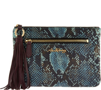 Aimee Kestenberg RFID Leather Pouch with Tassel-Florence - A282312
