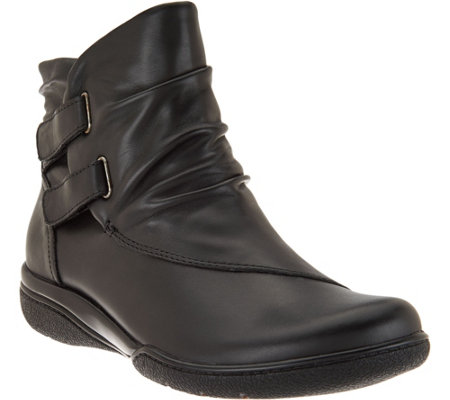 Clarks Waterproof Leather Ankle Boots - Kearns Burst - Page 1 ...