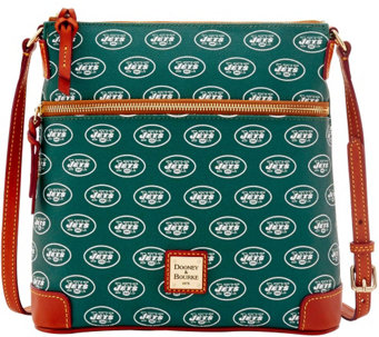 Dooney & Bourke NFL Jets Crossbody - A285712
