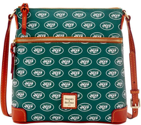 Dooney & Bourke NFL Jets Crossbody