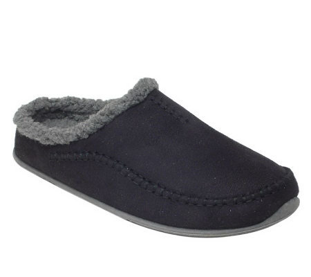 Deer Stags Nordic Men's Clog Style Slippers