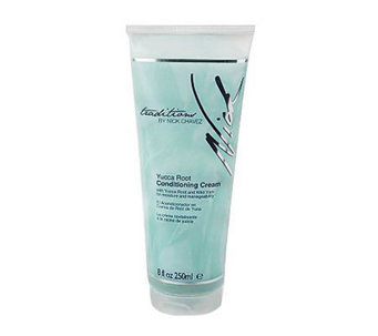 Traditions by Nick Chavez Yucca Conditioning Cream, 8 fl oz - A323412