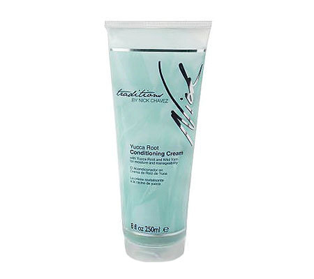 Traditions by Nick Chavez Yucca Conditioning Cream, 8 fl oz