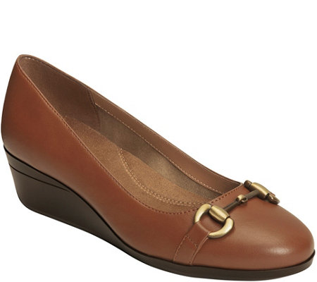 Aerosoles Wedge Loafers - True Life