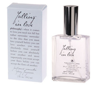 philosophy falling in love spray cologne 2 fl. oz. - A46312
