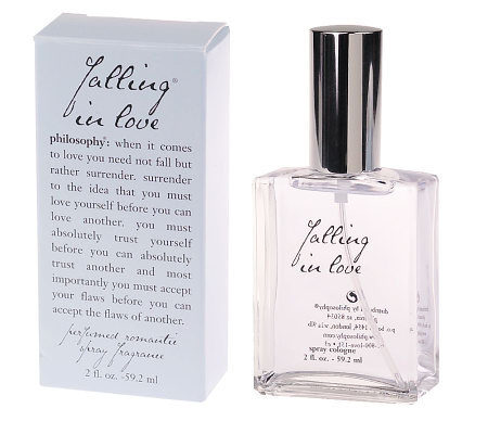 philosophy falling in love spray cologne 2 fl. oz.