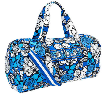 Vera Bradley Signature Print Travel Duffel Bag