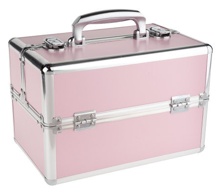 Daily Spice Cosmetic Storage Train Case