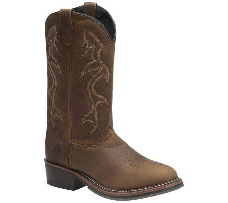 "Double H Men's 12"" Ice Western Boots"