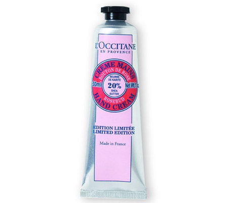 l 39 occitane rosebud hand cream. Black Bedroom Furniture Sets. Home Design Ideas