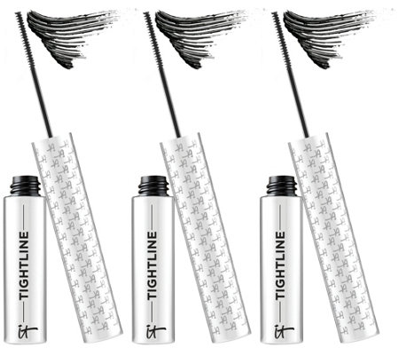 IT Cosmetics Super-Size TIGHTLINE Full Lash Black Mascara Primer
