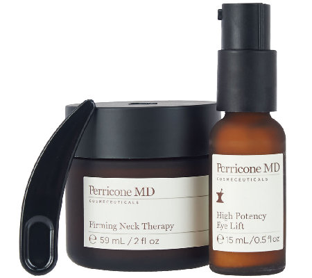 Perricone MD High Potency Eye & Firming Neck Therapy Duo