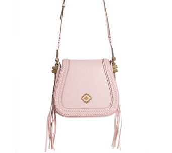 orYANY Pebbled Leather Crossbody Bag - Margaret - A273413