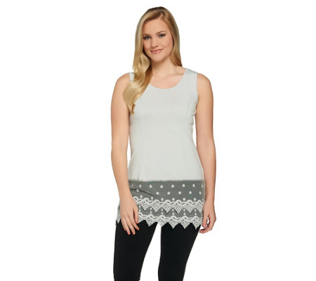 Layers by Lizden Tri-Blend Cami Lace Extender