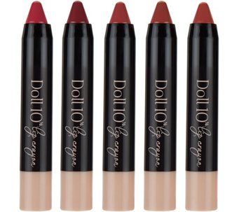 Doll 10 5-piece Lip Chubby Collection - A285113