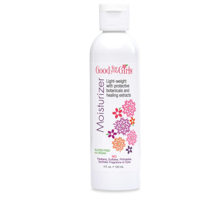 Good For You Girls Oil Free Moisturizer 4-fl oz