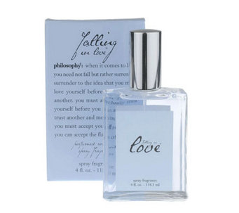 philosophy super-size falling in love spray fragrance 4 oz. - A12614