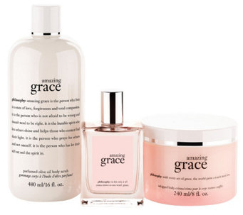 philosophy beautiful you grace fragrance 3-piece Auto-Delivery - A261814