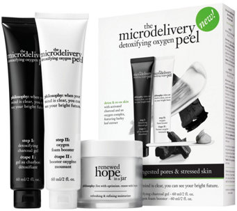 philosophy oxygen peel & renewed hope duo Auto-Delivery - A284514