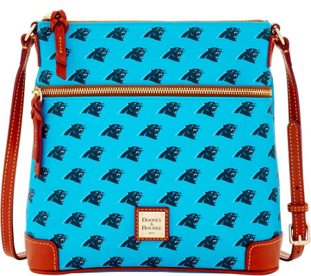 Dooney & Bourke NFL Panthers Crossbody