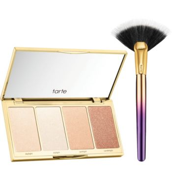 tarte Rainforest of the Sea Twinkle Lighting Palette w/Brush